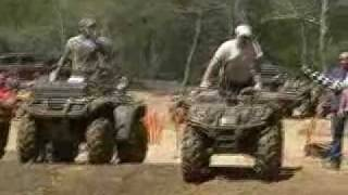 6. Honda 500 foreman vs Yamaha big bear 400