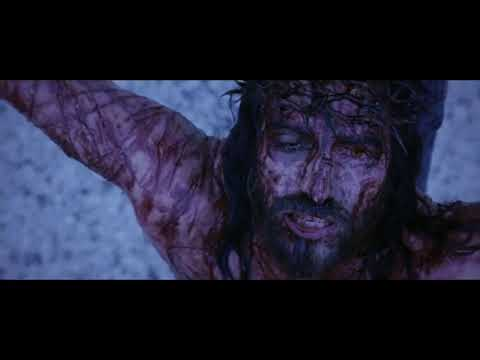 Crucifixion and Resurrection   Last scene of Jesus The Passion of the Christ 2004   YouTube