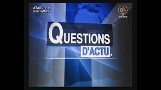 Questions D'Actu   émission du 12 avril 2021