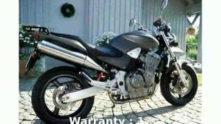4. 2005 Honda 919 Base Specification and Specs