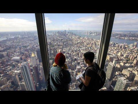 Empire State Building: Atemberaubender 360-Grad-Blick ...