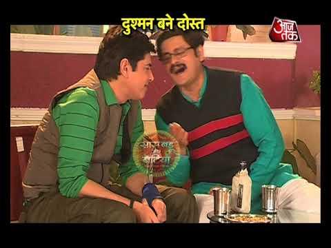 Bhabhiji Ghar Par Hai: Tiwariji & Vibhutiji's Aash