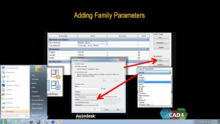 CAD-1 Presents - Basic Family Creation for Revit