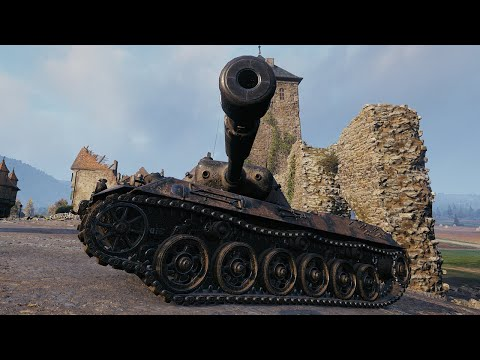 New Scout Tank - HWK30 - World of Tanks
