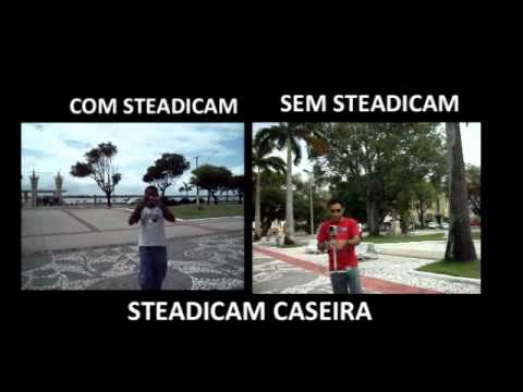 Video TESTE STEADICAM caseira ( Brasil  Aracaju- SE ) download in MP3, 3GP, MP4, WEBM, AVI, FLV January 2017