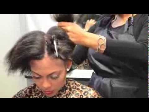 Vixen Sew in Braid Pattern