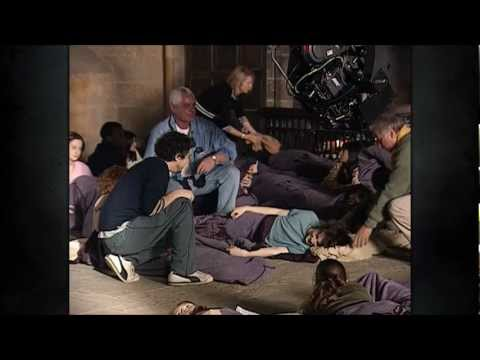 Alan Rickman Pranked Daniel Radcliffe While Filming Harry Potter