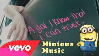 Video Locked Away - R. City ft. Adam Levine | [Minions Version] MP3, 3GP, MP4, WEBM, AVI, FLV April 2019