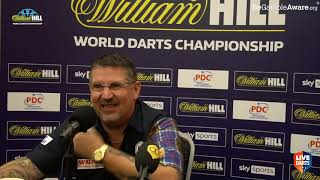 "Gary Anderson on World Championship chances: ""Not a hope in hell, I'm playing absolutely rubbish"""