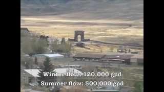Gardiner (MT) United States  city photos gallery : Gardiner, Montana: Arsenic Treatment by Blending & Adsorption