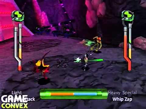 ben 10 alien force playstation 2 walkthrough