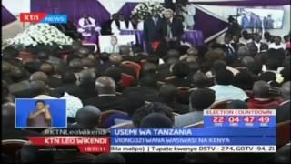 Usemi wa Tanzania watoa tahadhari dhidi ya utengano nchini SUBSCRIBE to our YouTube channel for more great videos:...