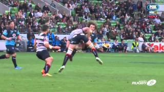 Super Rugby: Hits of the Week Round 17 | Super Rugby Video Highlights