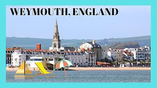 A Walking Tour Of Weymouth