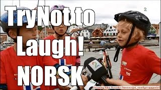 Kan jeg få 5 likes? Her er en norsk try not to laugh challange! Subscribe til min engelske kanal! https://www.youtube.com/channel/UC1bkHcUA7HE7JLgZQ0RAfpA