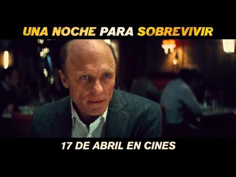 Una Noche Para Sobrevivir - Tráiler Oficial en español HD
