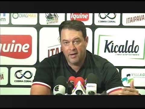 [JOGO ABERTO PE] Santa Cruz: equipe definida para confronto contra o Botafogo-PB