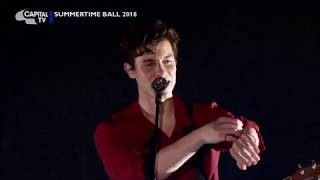 Shawn Mendes - 'There's Nothing Holdin' Me Back' (live at Capital's Summertime Ball 2018) HD