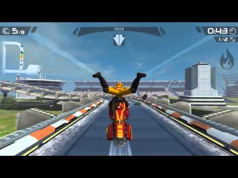 Riptide GP2 Massive Stadium Jump