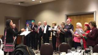 SFLH at Christmas Community Citizens' Lunch 2016