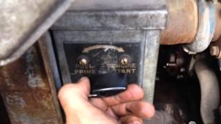 Video Starting a Locomotive, (Full Sequence), EMD GP10 MP3, 3GP, MP4, WEBM, AVI, FLV Oktober 2017