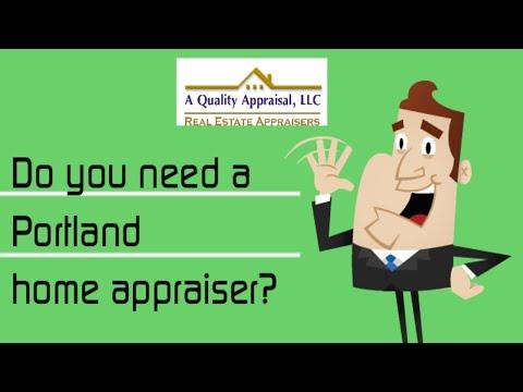 Home Appraiser in Portland – A Quality Appraisal – 503.781.5646