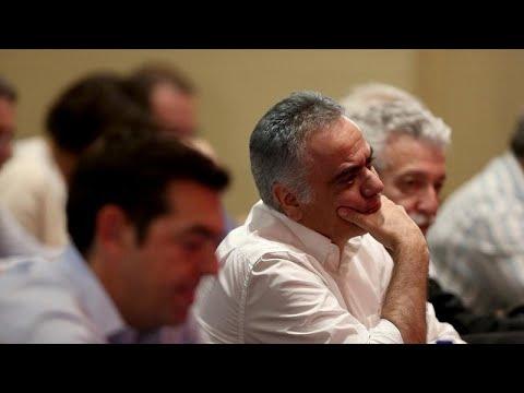 Τον Σκουρλέτη πρότεινε ο Τσίπρας για Γραμματέα του ΣΥΡΙΖΑ…