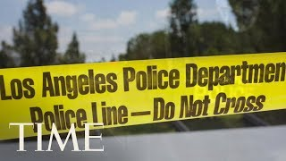 Los Angeles Police Officer Charged With Fondling Corpse   TIME