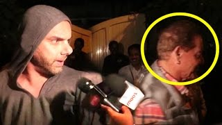 Video Sohail Khan Misbehaves With Reporter For Harassing Salman's Father Salim Khan MP3, 3GP, MP4, WEBM, AVI, FLV April 2018