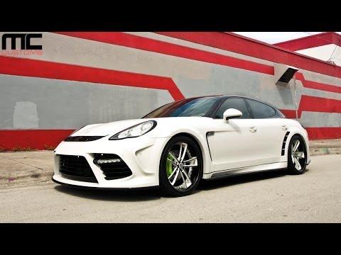 MC Customs Porsche Panamera