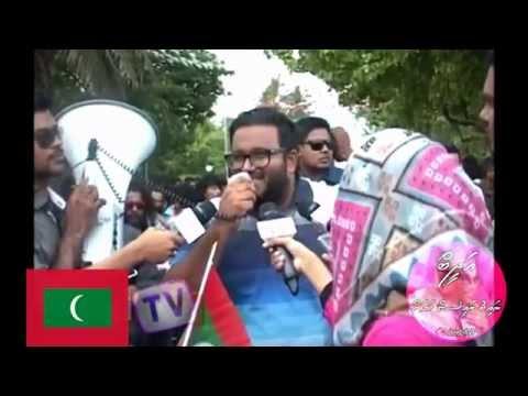 Wathan Edhey Gothah - #Adeeb4VP (видео)