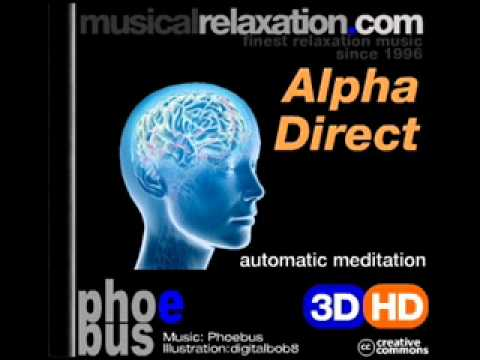 Alphadirect  brainwave relaxation music