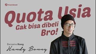 Video Kang Handy Bonny - Quota Usia Gak Bisa Dibeli, bro! MP3, 3GP, MP4, WEBM, AVI, FLV Januari 2019