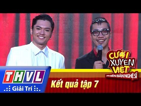 Cười xuyên Việt Phiên bản nghệ sĩ 2016 Tập 7 full phần 3