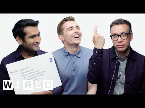 Fred Armisen Dave Franco and Kumail Nanjiani Answer the Internet s Most Searched Questions About