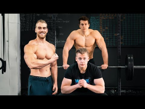 Nutrition - Mischa, Paul & Ron zerstören das GYM!