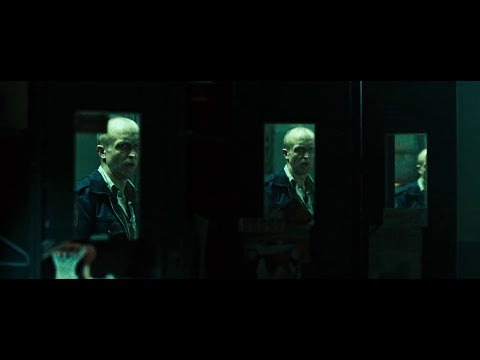 Mirrors (2008) - Opening Horror Scene of reflection in a mirror