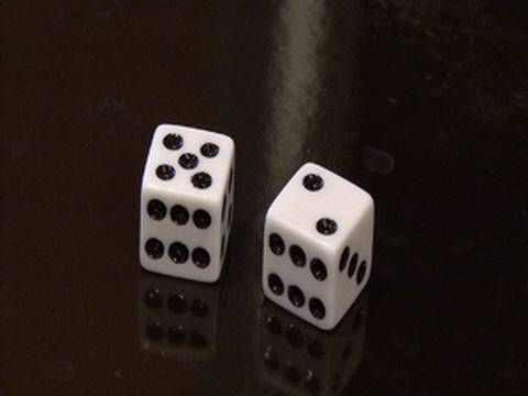 dice - Learn an easy way to make trick dice that will roll any number you want! ▻Check out my 'secret' classic videos: http://www.kipkay.com/classics.