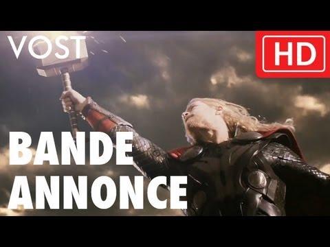 Nouveau sublime trailer pour Thor : Le Monde des Ténèbres !
