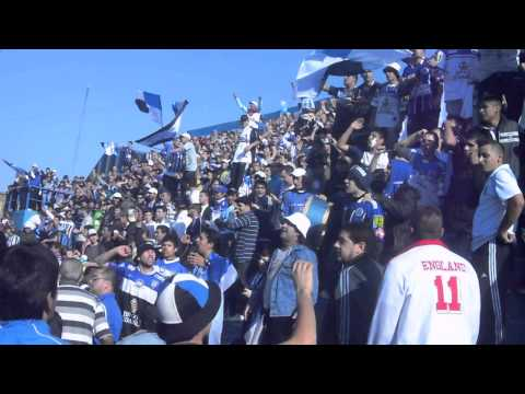 ALMAGRO - chacarita | Festejo final 2013 - La Banda Tricolor - Almagro