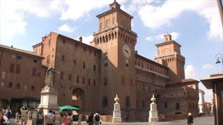 Ferrara Italy  city photos : Tour of Ferrara, Italy