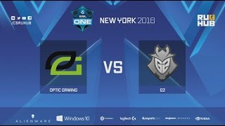 OpTic vs G2, game 1
