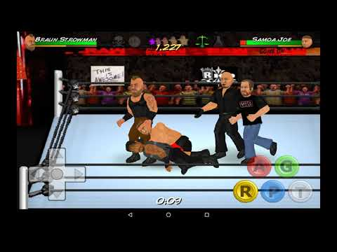 Roman Reigns vs. Braun Strowman vs. Samoa Joe -Triple Threat Match: Raw, July 31, 2017