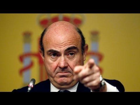 إسبانيا تطلب رسميا مساعدة مالية أوروبية لاعادة رسملة بنوكها - فيديو