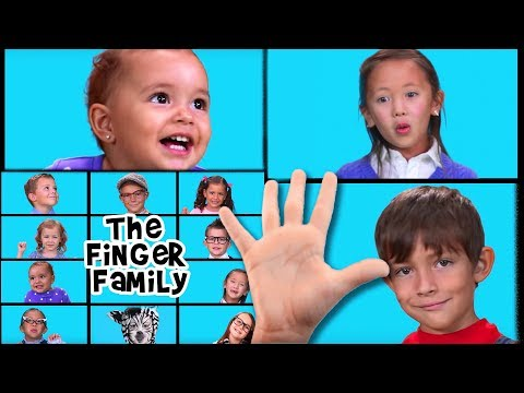 Download The Finger Family Song | Finger Family | Nursery Rhymes | Kids Songs | Baby Songs | Family Finger HD Video