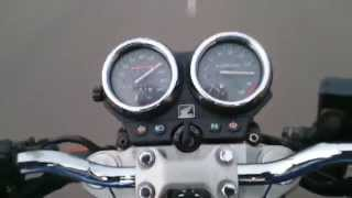4. Honda Hornet 250 top speed in sri lanka