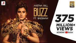 Video Aastha Gill - Buzz feat Badshah | Priyank Sharma | Official Music Video MP3, 3GP, MP4, WEBM, AVI, FLV Oktober 2018