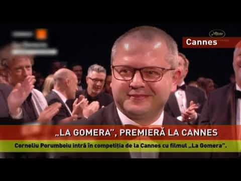 """Premiera filmului """"La Gomera"""", la Festivalul de la Cannes"""