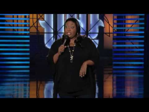 Lopez Tonight Loni Love (3172010)