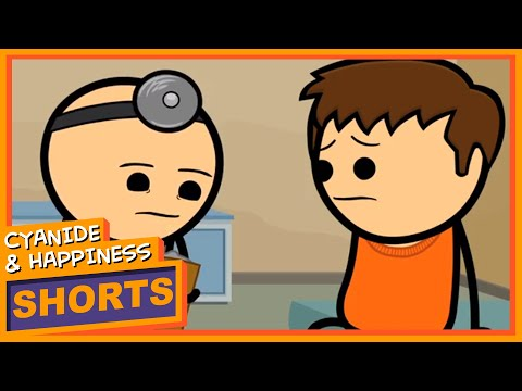 Final Test - Cyanide & Happiness Shorts